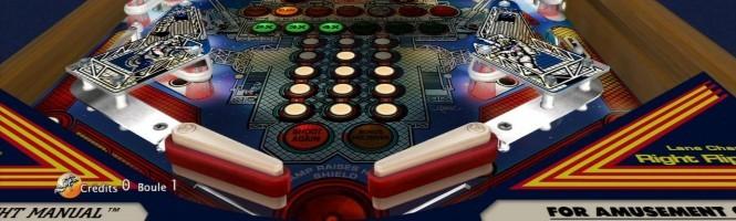 [Test] William's Pinball Classics
