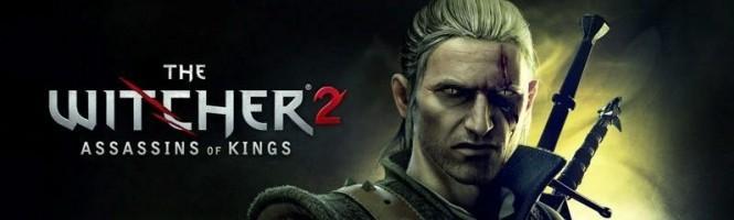 The Witcher 2 sur Xbox repoussé