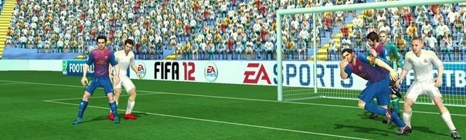 Fifa 12 sur Wii, c'est trop beau !