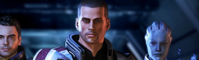 [GC 2011] Mass Effect 3 : des images