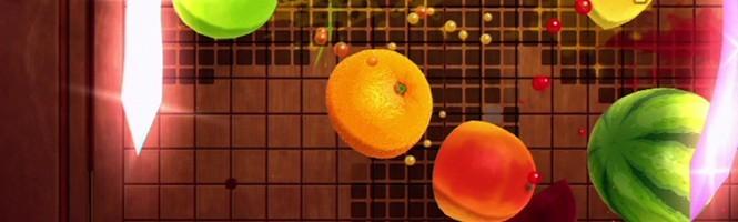 Un DLC pour Fruit Ninja Kinect