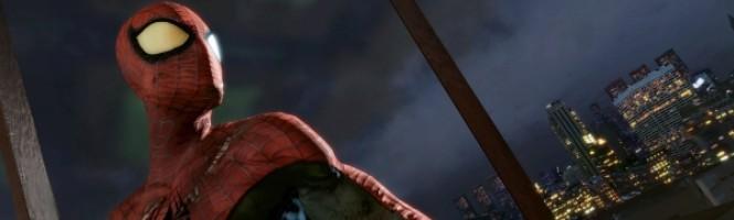 Une vidéo pour Spider-man : Edge of time