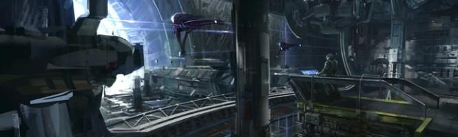 Halo 4 : une vidéo à base de concept-arts