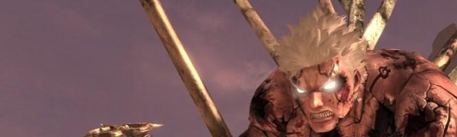 Asura's Wrath en images