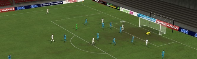 Football Manager 2012 : des images