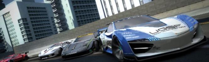 [TGS 2011] Ride Racer Vita en une image