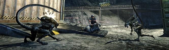 Aliens : Colonial Marines en gameplay