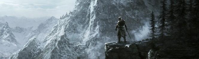 La carte de Skyrim s'affiche