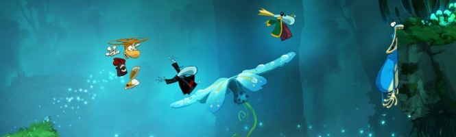 Rayman Origins en screenshots