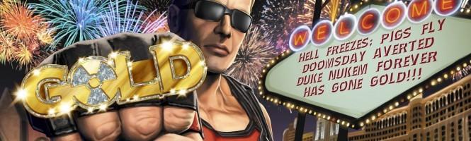 Duke Nukem Forever en promo