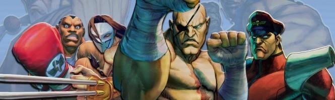 Street Fighter bientôt mis à jour