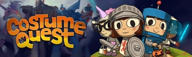 Steam accueille Costume Quest