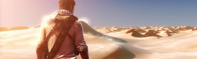 Harrison Ford joue à Uncharted 3