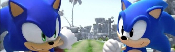 Sonic Generations : Sonic 1 en bonus