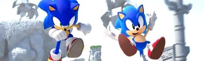 Du street pass pour Sonic Generations 3DS