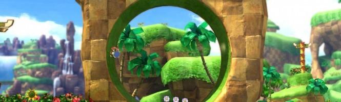 Sonic Generations : le plein de (superbes) images