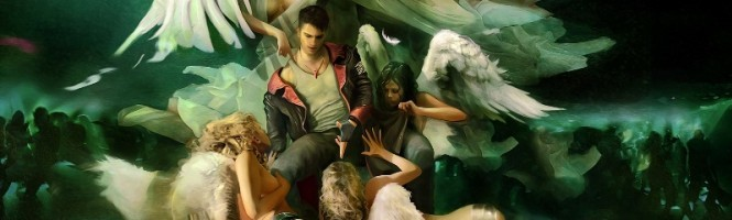Nouveau trailer pour DmC : Devil May Cry