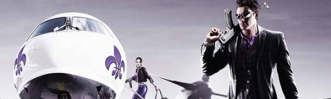 Surfez sur les jets avec Saints Row : The Third