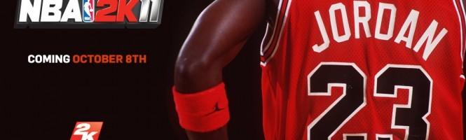 NBA 2K11 : serveurs maintenus