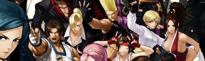 [Test] The King of Fighters XIII