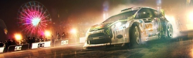 DiRT ShowDown annoncé