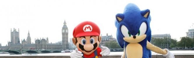 Test Mario Sonic Aux Jeux Olympiques De Londres 2012