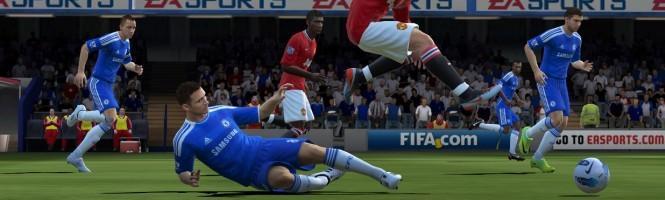 FIFA 12 Vita : 5 minutes de gameplay