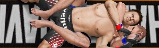 UFC 3 : Un trailer avec de la sueur et des poils