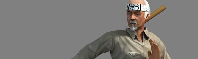 Maître Miyagi de Karaté Kid, le retour sur Vita