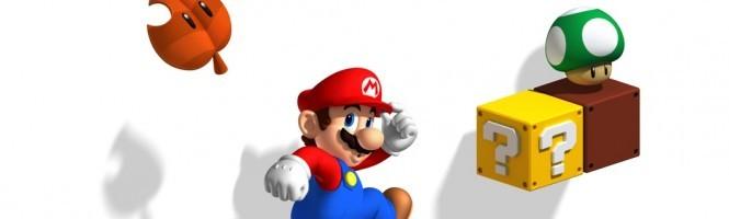3DS : un nouveau Super Mario