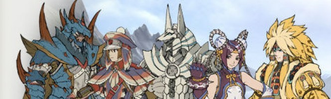 Pas de Monster Hunter sur PSVita