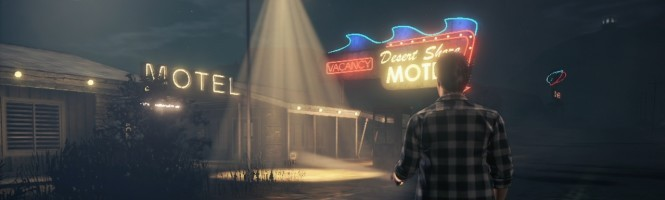 Images d'Alan Wake's American Nightmare