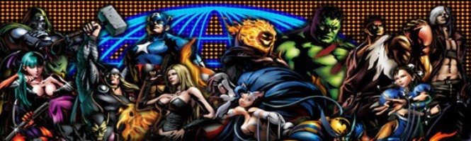 [Test] Ultimate Marvel VS Capcom 3