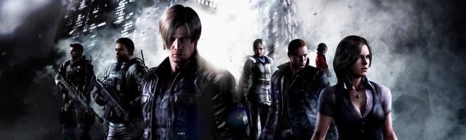 Resident Evil 6 en est à 50 % de son développement