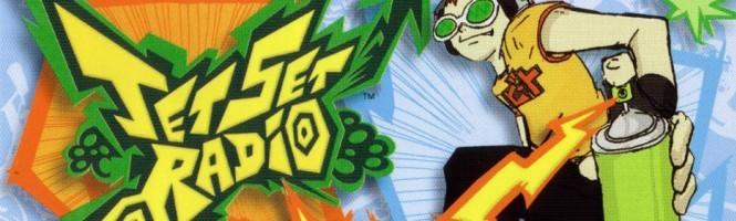 Jet Set Radio back on tracks