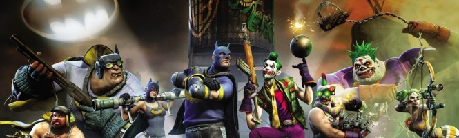[Test] Gotham City Impostors