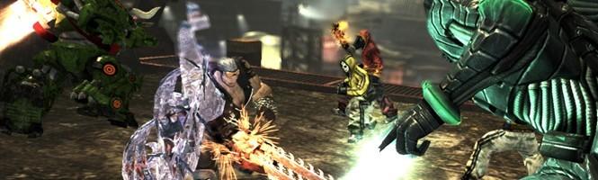 Anarchy Reigns : Bayonetta s'incruste