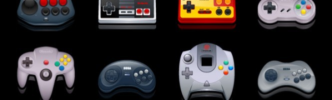 Sony, Microsoft et Nintendo lancent la Old School Collection HD