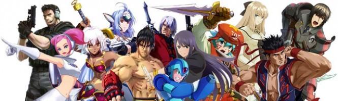 Des infos sur Capcom X Sega X Namco Bandaï