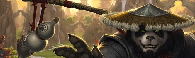 [Preview] World of Warcraft : Mists of Pandaria