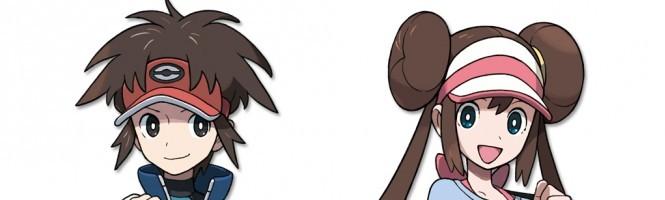 Pokemon Noir et Blanc 2 : 1er trailer