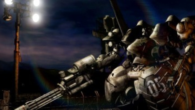 [Test] Armored Core V