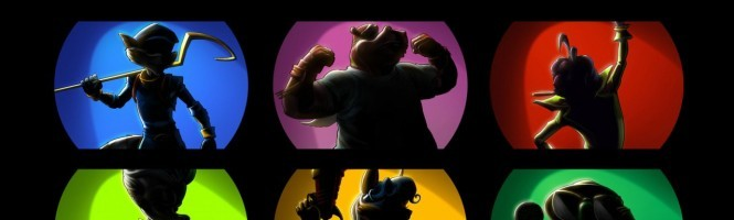 Sly Cooper : Thieves in Time en images
