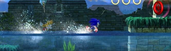 Sonic the Hedgehog 4 : Episode 2 s'illustre