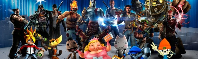 Sony officialise All-Stars Battle Royale