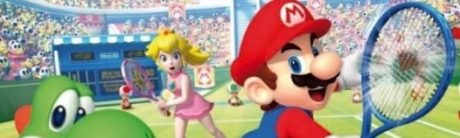 Mario Tennis Open en images
