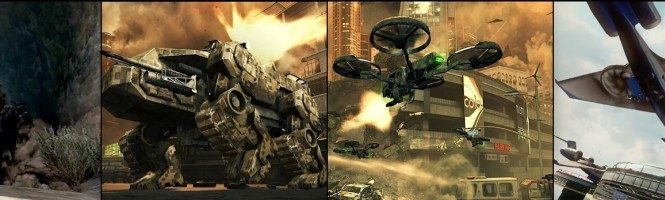 Call of Duty Black Ops II : premières images