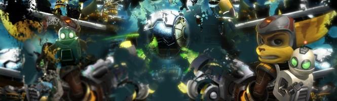 Ratchet & Clank Trilogy repoussé