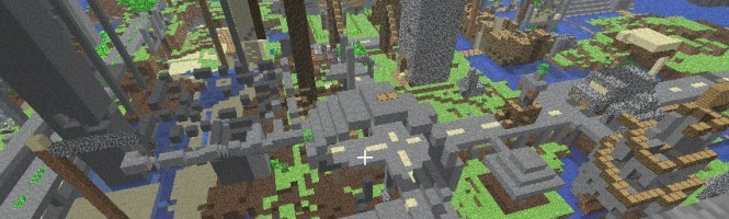 Minecraft sur le Xbox Live : des ventes records
