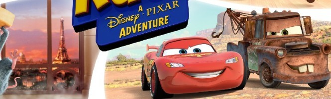 [Test] Kinect Héros : Une aventure Disney Pixar